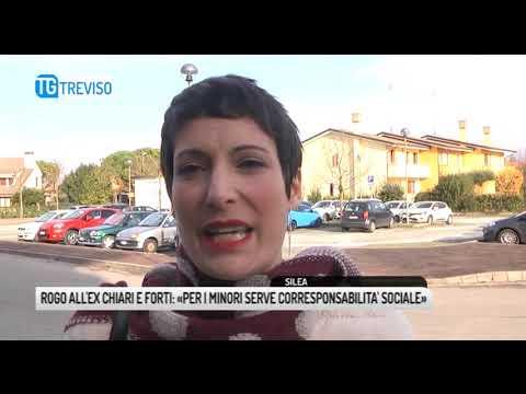 TG TREVISO (13/12/2018) - ROGO ALL'EX CHIARI E FOR...