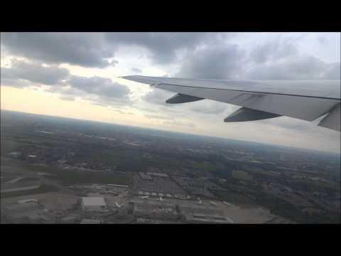 British Airways Flight 95 | London Heathrow - Montreal Trudeau | Boeing 777-200 | 21/05/2014