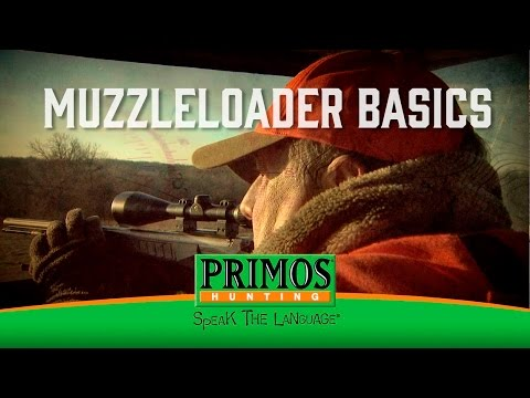 Muzzleloader Basics For Deer Hunting