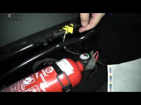 Dr CARRO Luz Air Bag Renault Fluence - Defeito resolvido fácil fácil