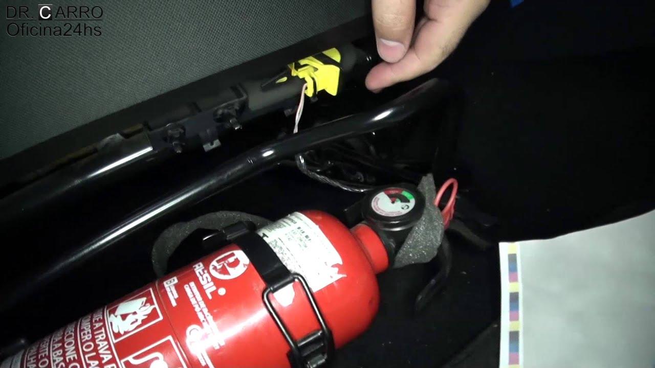 Dr Carro Luz Air Bag Renault Fluence Defeito Resolvido