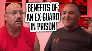 BANG! - Guard Turns Prisoner -  What's It Like to Be an Ex Guard Doing Time in Prison    | 155  |