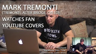 mark tremonti alter bridge creed watches fan youtube covers metalsucks