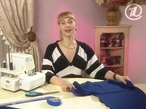 Кройка и шитье для начинающих платья сарафан