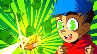 The most EXPENSIVE BEYBLADE attack on ROBLOX (Beyblade: Rebirth)