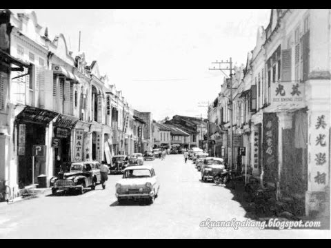 Bentong Town Discovery (Then and Now, in Malay) 2016