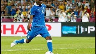 Italia Germania 2 1 : doppietta Balotelli : commento video : Euro 2012