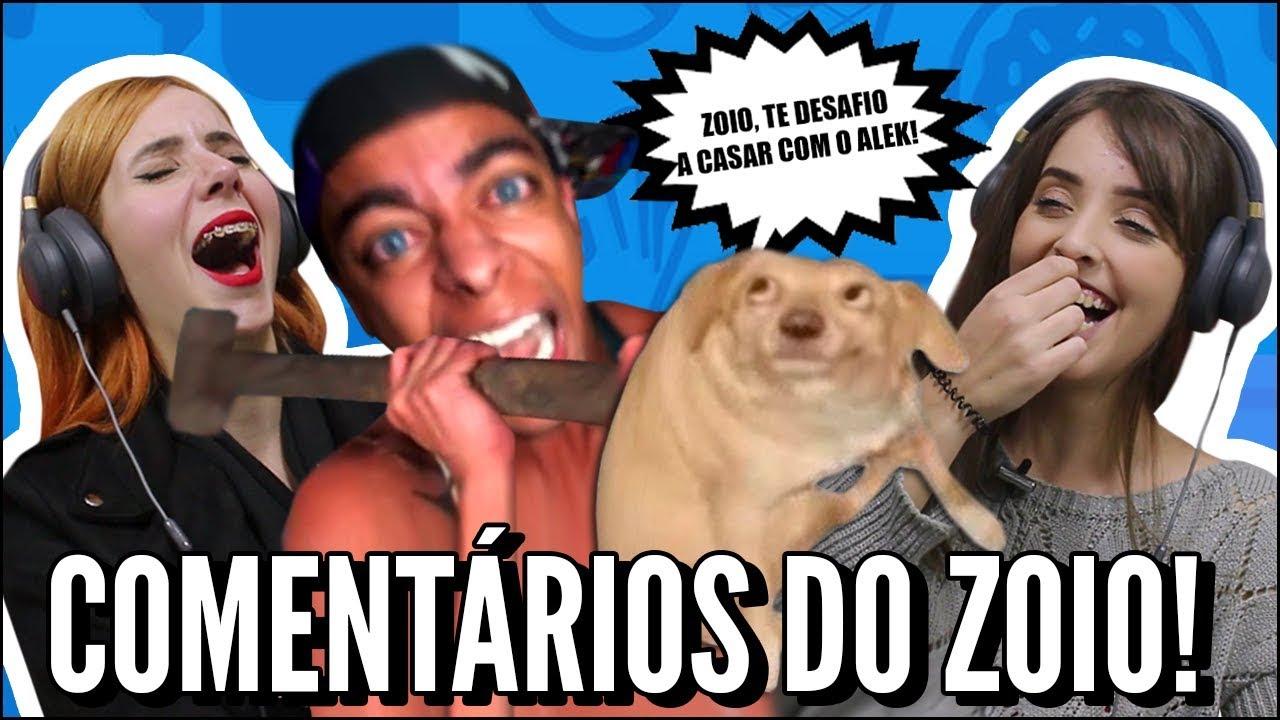 Download JOVENS REAGEM A OS COMENTÁRIOS DO ZOIO NÃO SÃO MAIS OS MESMO!! - DOUGLASSOLA