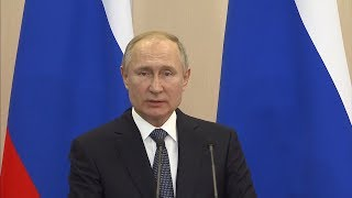 "Путин рассказал о ""Турецком потоке"" и транзите газа через Украину"