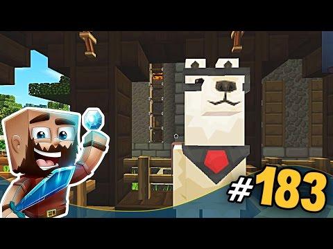 Minecraft Let's Play Ep.183 | Imblanzitorul de Lame