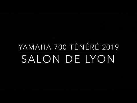 Yamaha  Ténéré  - LYON Eurexpo