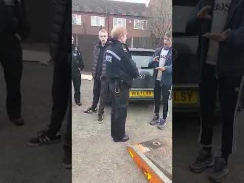 LEICESTERSHIRE POLICE & HARASSMENT