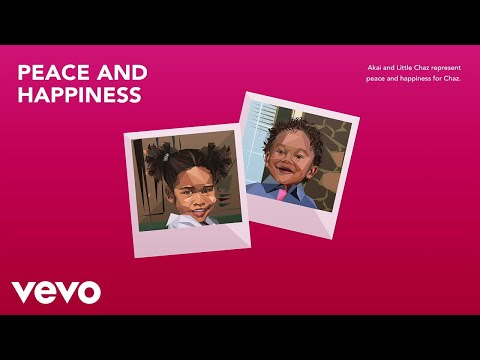 Chaz French - Peace & Happiness (Audio)