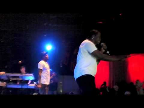 Pusha T - So Appalled - live in Los Angeles at Key Club