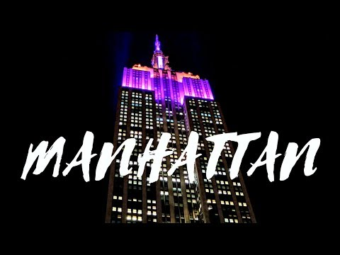 New York Travel Vlog: Amazing Rooftop Bars