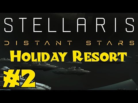 Stellaris: Gaian Vacation Resorts Corp - Episode 2
