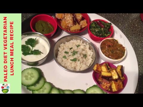 vegetarian paleo diet food list