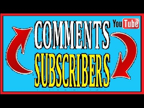 How To Get Subscribers On YouTube Fast ! YouTube SUBSCRIBERS COMMUNITY !