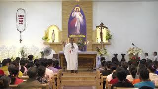 GDTM - Bài giảng Lòng Thương Xót Chúa ngày 25/10/2017