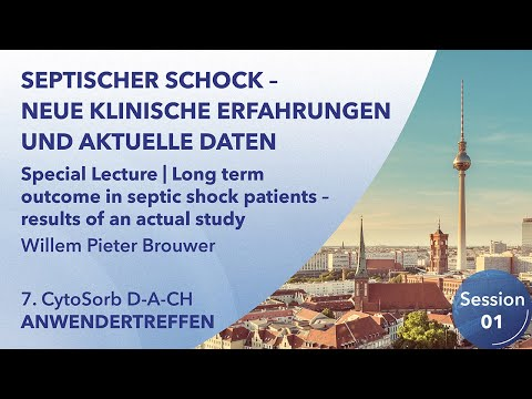 Special Lecture Long Term outcome in septic shock patients - results of an actual study - Brouwer