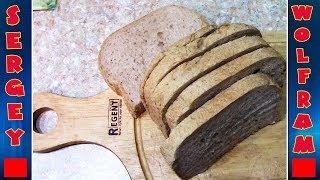 Хлеб Дарницкий в хлебопечке Panasonic SD 2501 WTS