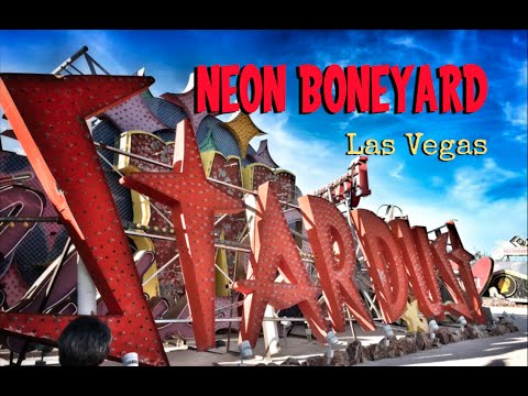 Neon Boneyard Museum Las Vegas, Tourist Destination, Very unofficial Travel Guides
