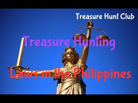 Treasure Hunting Laws In The Philippines