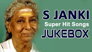 Singer S.Janaki Super Hit Songs Collections | Jukebox