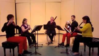 Anton Reicha: Quintet in c minor, Op. 91, No. 6 - Finale: Allegro Assai