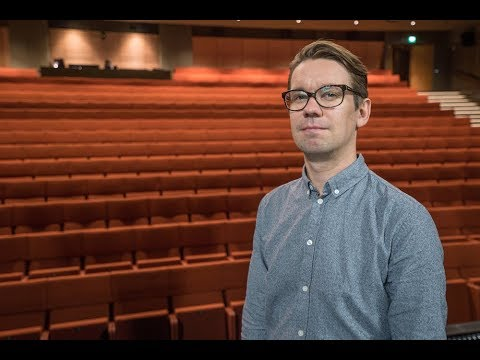 Theatron / Turku City Theatre - Jere Pensikkala - Customer Experience Video