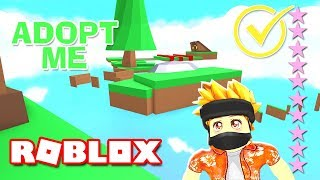COMPLETING EVERY PARKOUR IN ROBLOX ADOPT ME! | MicroGuardian