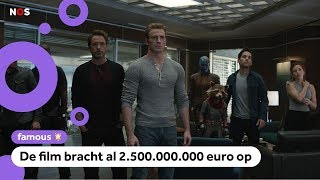 Avengers: Endgame is de grootste bioscoop-hit ooit