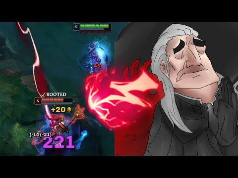 This Is Why We Love Swain Support - Electrocuting Through Rank