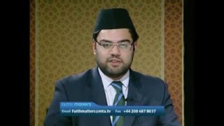 Faith Matters No 7 (Part 3 of 9): Islamic Teachings Regarding Keeping Pets (English)