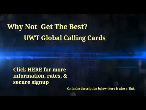 How to get the best international calling card