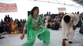 sapna dance new 2015 I  Haryanvi Dj Dance || Sapna Suit Patla ||Haryanvi || Jahangirpur Compitition