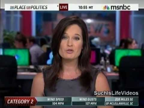Contessa Brewer Says Goodbye As News Anchor On MSNBC