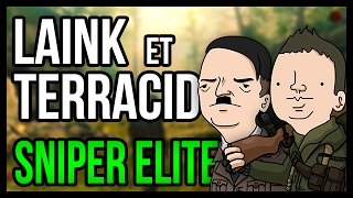 HARRY, VISE LES TESTICULES !!! (Sniper Elite 4)