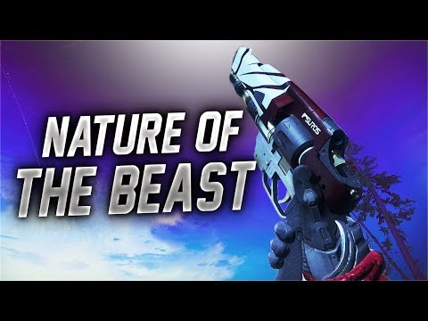 Nature of the Beast BEST New Hand Cannon!? | New Archtype! | Curse of Osiris