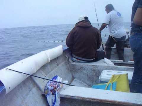 Pesca En Erendira Baja California Mexico.