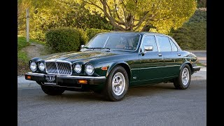 1986 Jaguar XJ6 Series 3 Sedan | 4K Overview and Test Drive