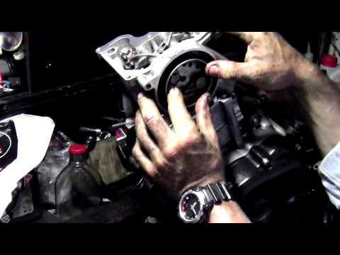 Yamaha YZF R15 arme y desarme del motor