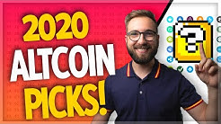 Top 10 Altcoins 2020 // coins with MASSIVE potential (Part 2)