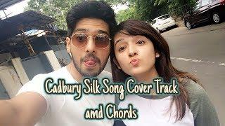 Cadbury Silk Song Karaoke Lyrical Track with Chords | Armaan Malik | Shirley Setia - Cover Tracks