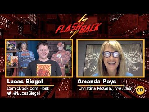 FlashBack Exclusive : Amanda Pays