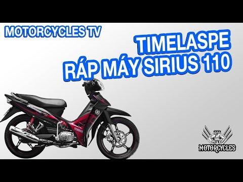 Rả Ráp Máy Yamaha Sirius Nát Nhanh Nhất Thế Giới