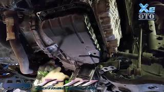 Xe số tự động BỊ RUNG, GIỰT sửa thế nào? Giới thiệu thay dầu hộp số xe đời mới thế nào?