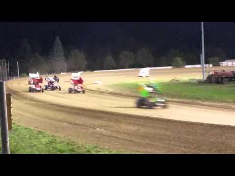 Sprint cars at Princeton Speedway