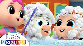 Jill Had a Little Lamb | +More Nursery Rhymes \u0026 Kids Songs by Little Angel
