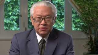 President Of Singapore - Dr Tony Tan Keng Yam